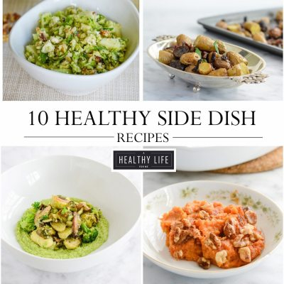 10 Healthy Holiday Side Dishes