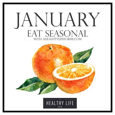 Seasonal Produce Guide for January