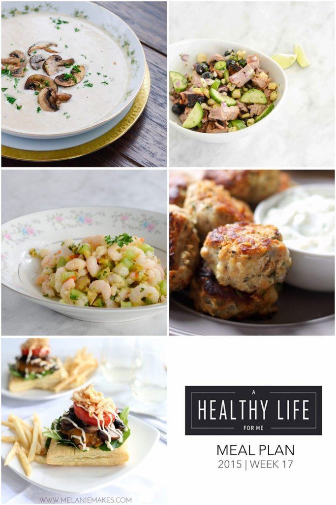 Meal Plan Week 17   ahealthylifeforme.com