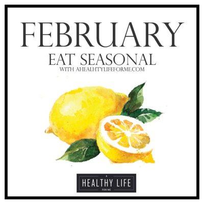 Seasonal Produce Guide for February