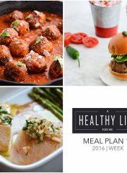 Weekly Meal Plan Week 15 Healthy Easy Recipes | ahealthylifeforme.com