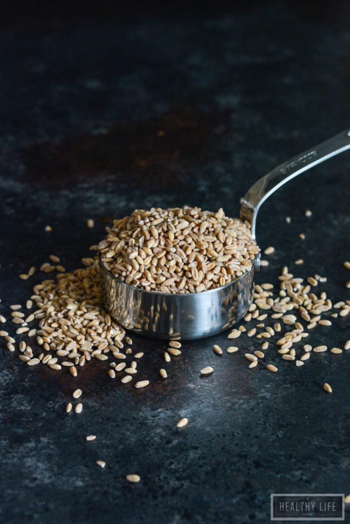Farro an ancient grain | ahealthylifeforme.com