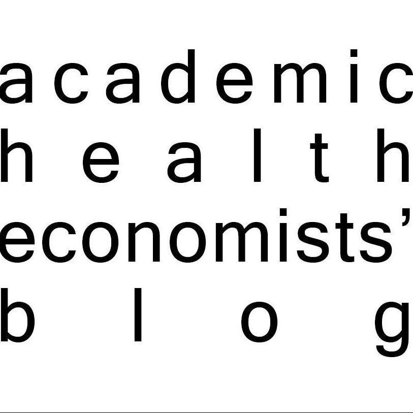 The Academic Health Economists' Blog: News, analysis and
