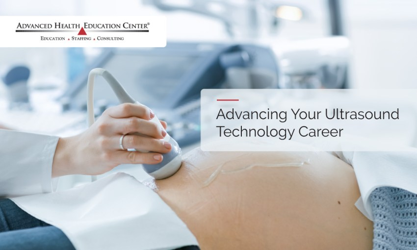 Advancing Your Career as an Ultrasound Technologist