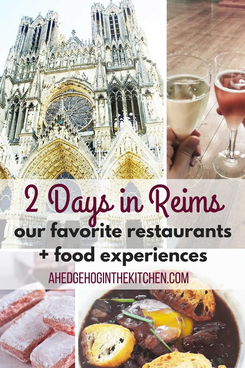 2 Days in Reims. A Hedgehog in the Kitchen. www.ahedgehoginthekitchen.com.