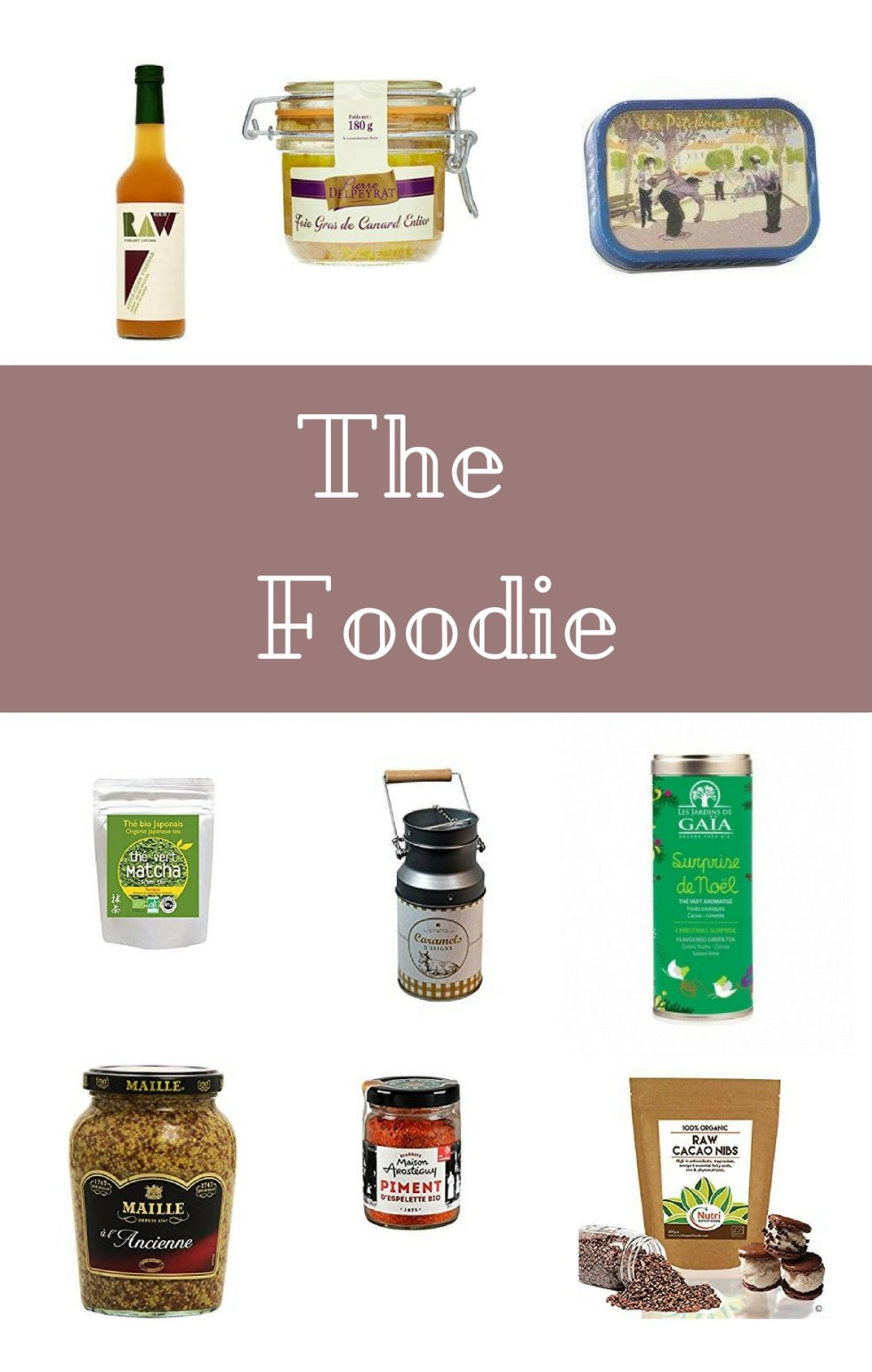 Parisian holiday shopping guide. THE FOODIE. A Hedgehog in the Kitchen. www.ahedgehoginthekitchen.com.