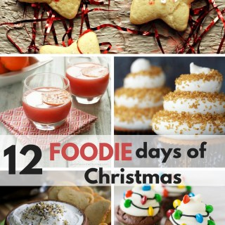 12 Foodie days of Christmas