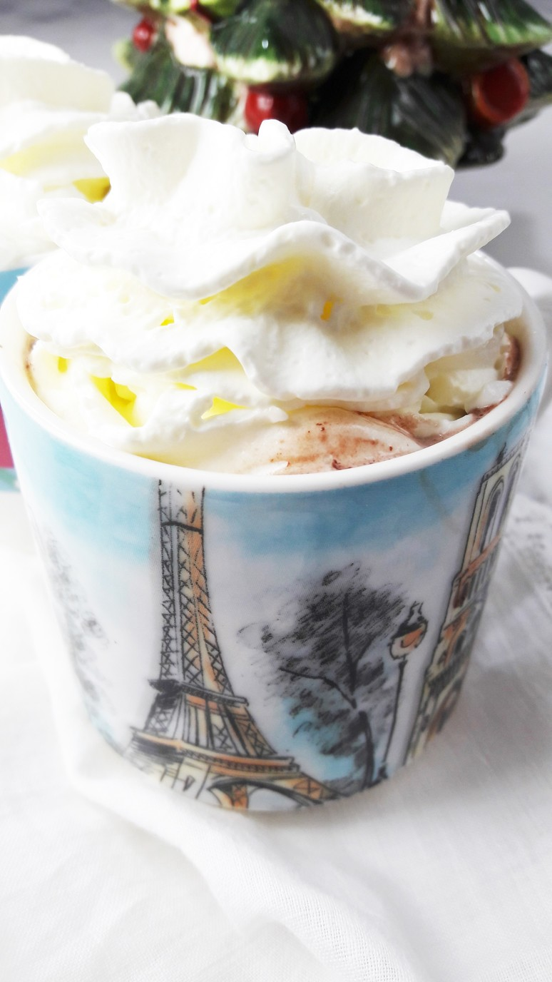 The best French hot chocolate. | ahedgehoginthekitchen.com