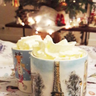 The best French hot chocolate | ahedgehoginthekitchen.com