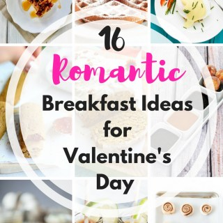 16 Romantic breakfast ideas for Valentine's Day (+ KitchenAid Giveaway)