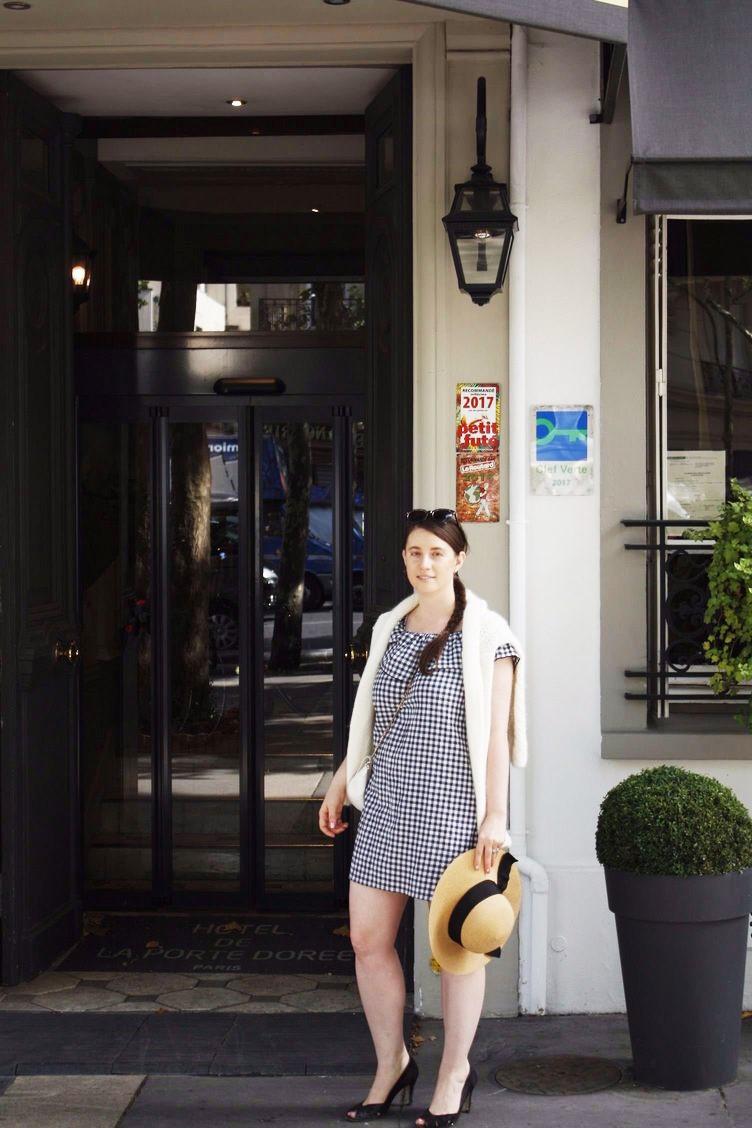 Fabulous eco-friendly staycation at the Hotel de la Porte Dorée, Paris. | ahedgehoginthekitchen.com