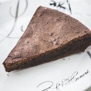 Festive Moelleux au Chocolat. ahedgehoginthekitchen.com