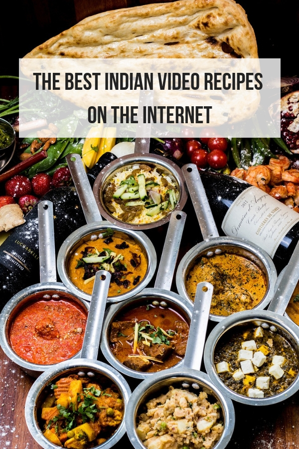The BEST Indian Recipe Videos on the Internet - A Hedgehog