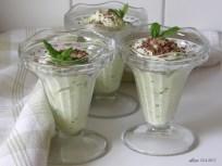 Avocado Mint Ice Cream