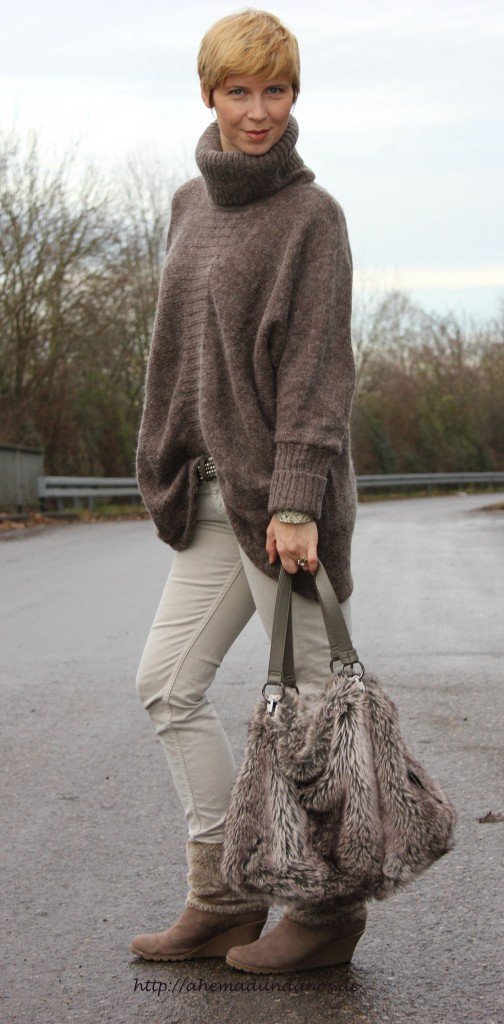 Casual Sunday-Outfit: so cozy
