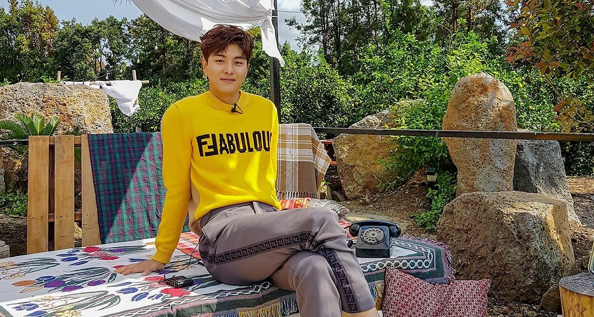 Actor Jung Gun Joo
