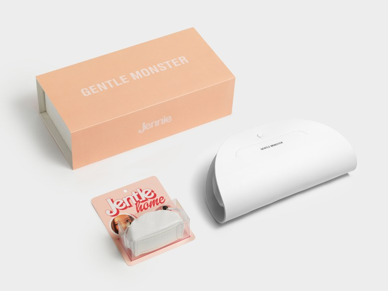 Packaging for Jentle Home.