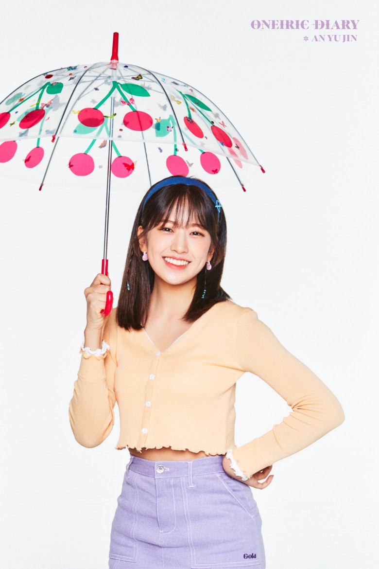 An Yu Jin from IZONE for Oneiric Diary comeback
