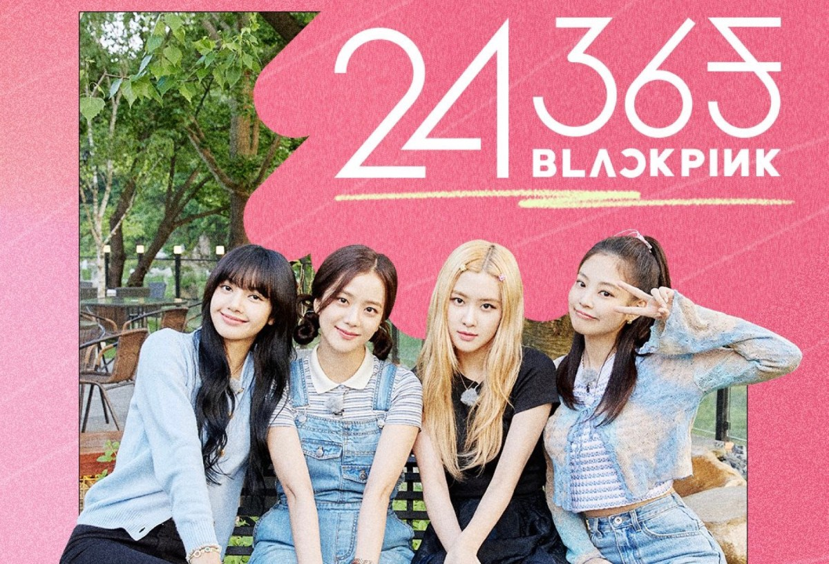 24/365 with BLACKPINK Vari24/365 with BLACKPINK Variety showety show24/365 with BLACKPINK Variety show