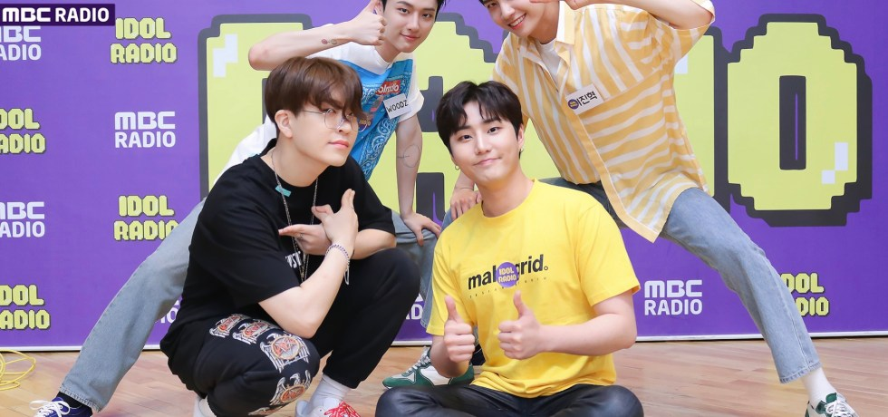 Netflix's Twogether with Jasper Liu and Lee Seung Gi. Lee Jinhyuk, Cho Seungyoun at Idol Radio with YoungK and Youngjae