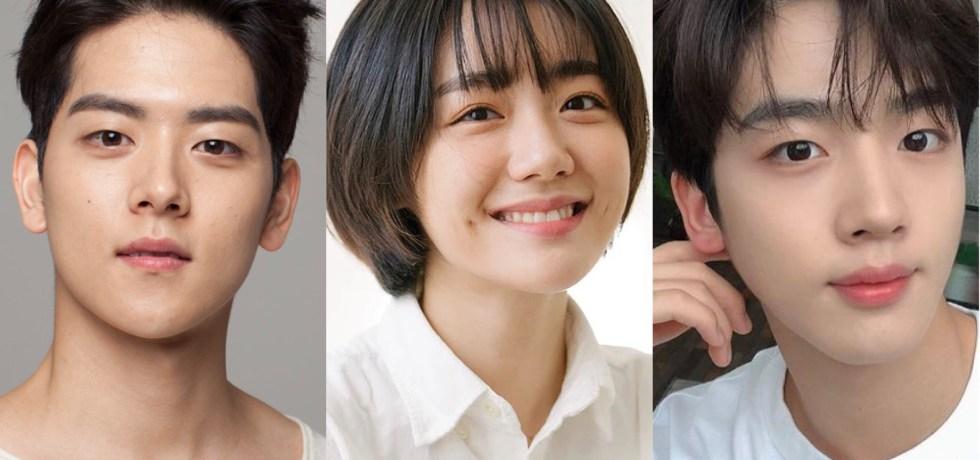 Kim Yo Han, So Joo Yeon and Yeo Hoe Hyun