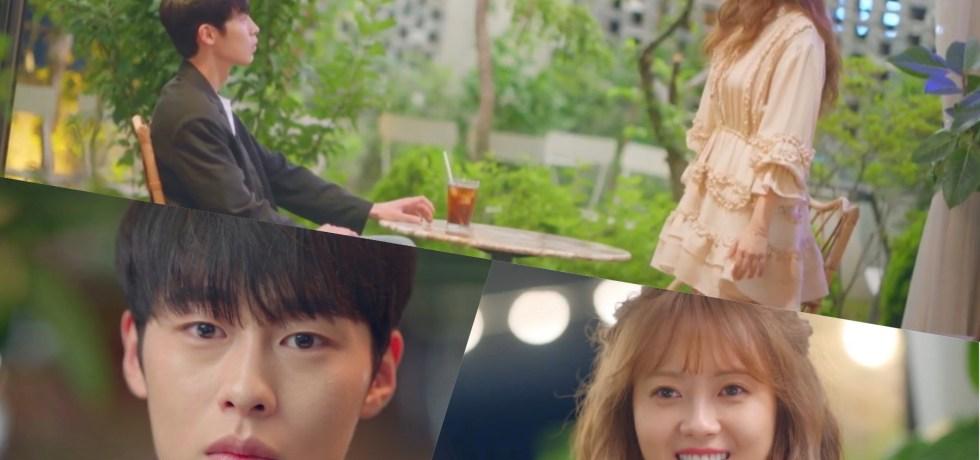 Lee Jae Wook and Go Ara in Do Do Sol Sol La La Sol teaser.