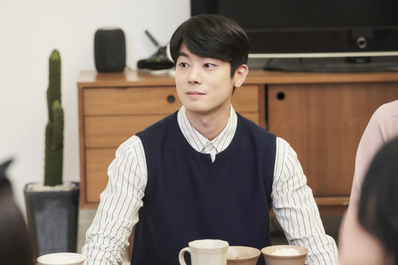 Choi Chan Ho as Shin Hyun Jae in Chances of Going From Friends to Lovers.