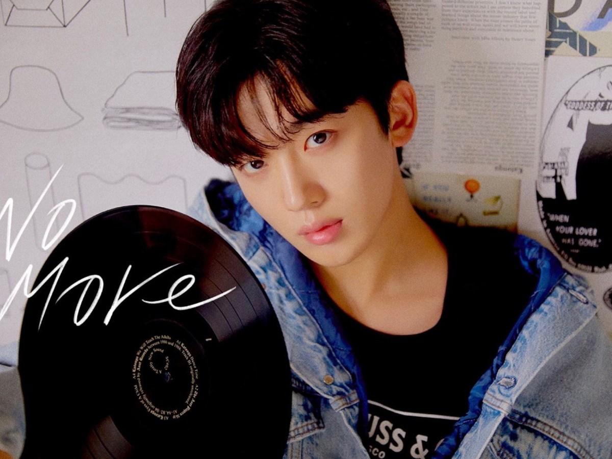 Hero Kim Yo Han's 1st digital single 'No More' Concept Image #3