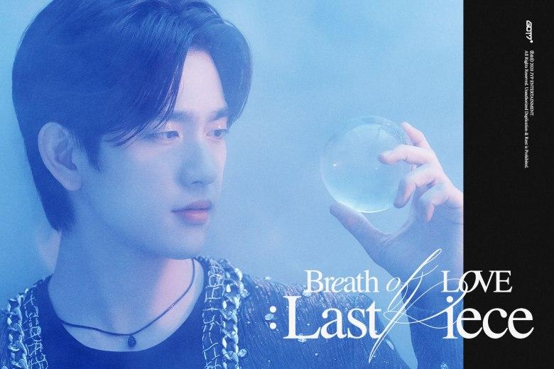 Park Jin Young, GOT7 Breath of Love: Last Piece