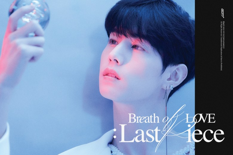 GOT7 Breath of Love: Last Piece - Mark