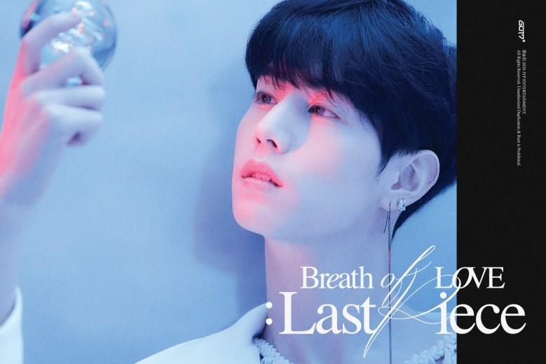 GOT7 Breath of Love: Last Piece - Mark