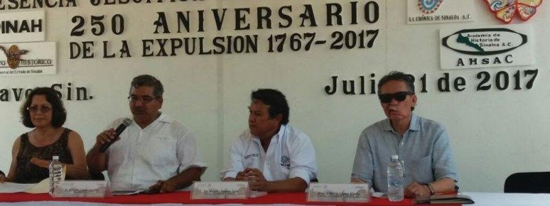 Mesa de Trabajo sobre el Aniversario 250 de la Expulsión de los Jesuitas de México