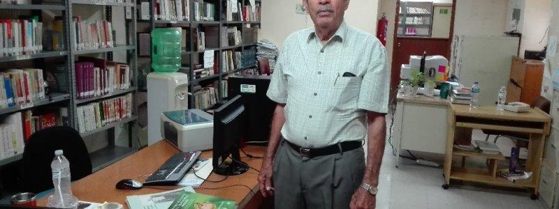 Donativo de Libros de Prof. José Luis López Arciniega