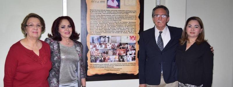 """Conferencia """"El Registro Civil en Sinaloa y Mocorito"""""""