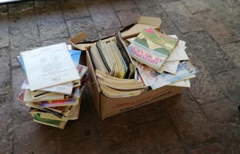 Donativo de Libros y Revistas del Dr. Guillermo Ibarra Escobar