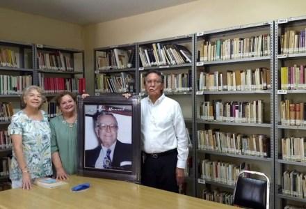 Recibimos Retrato de Carlos Manuel Aguirre