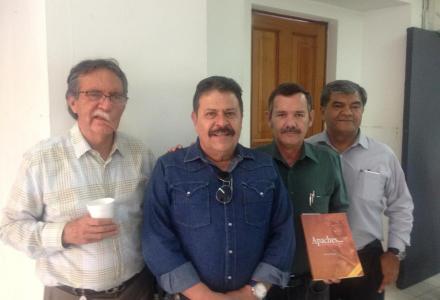 """Presentación Conferencia """"Las Misiones del Rio Colorado"""""""