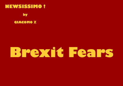 Brexit Fears