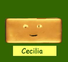 chrisgold Cecilia