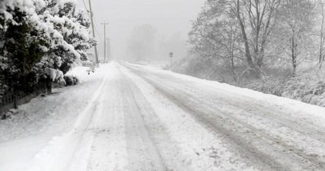 Bad Winter Weather