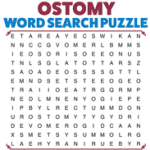 OSTOMY Word Search Puzzle