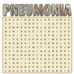 Pneumonia - Word Search Puzzle