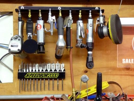 Porsche 911 Restoration Tools