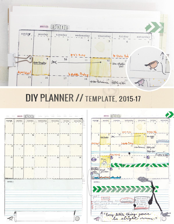 Diy Planner Archives