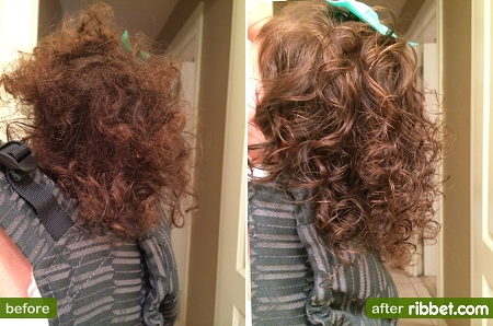 Ahh Mazing Natural Leave In Spray DetanglerConditioner