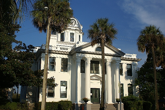 Monticello, FL COURTHOUSE
