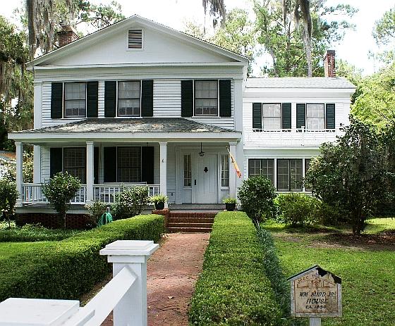 Wm. Budd Jr. House