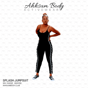 Splash Jumpsuit - AHHSJS