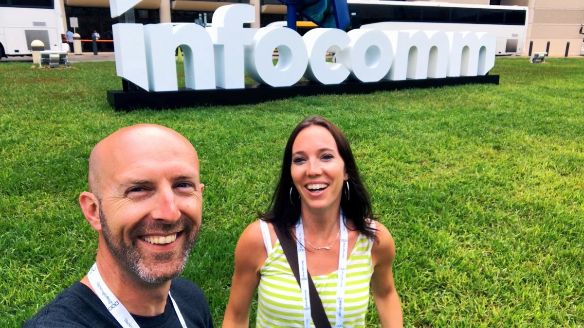 Infocomm 2017 in Florida