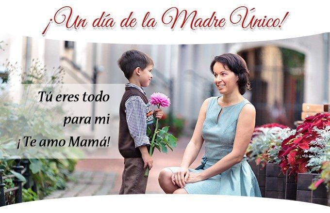 Vídeo De La Realización Del Sorteo ¡Un Día De La Madre Único!